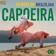 20 Best of Brazilian Capoeira, CD