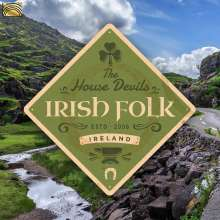 The House Devils: Irish Folk, CD