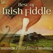 Florie Brown: Best of Irish Fiddle, CD