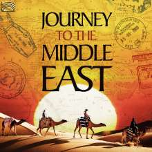 Florie Brown: Journey to the Middle East, CD