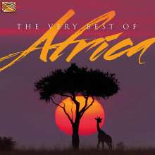 The Very Best Of Africa, CD