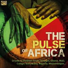 The Pulse of Africa, CD