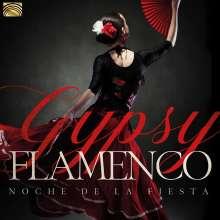 Gypsy Flamenco: Noche De La Fiesta, CD