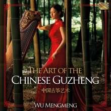 Wu Mengmeng: The Art Of The Chinese Guzheng, CD
