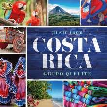 Groupo Quelite: Music from Costa Rica, CD
