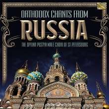 Orthodoxe Gesange aus Russland, CD