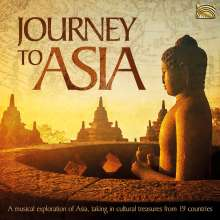 Journey To Asia, CD
