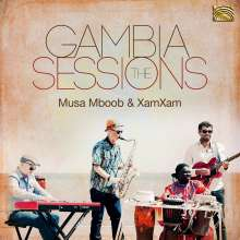 The Gambia Sessions, CD
