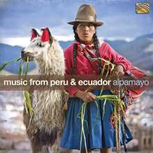 Music From Peru & Ecuador, CD