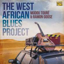 Touré,Modou / Goose, Ramon: West African Blues Project, CD