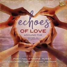 Echoes Of Love Around The World, CD