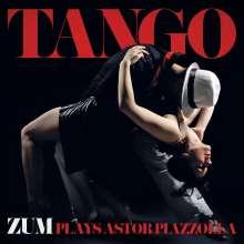 ZUM: Tango: ZUM plays Astor Piazzolla, CD