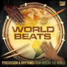 World Beats, CD