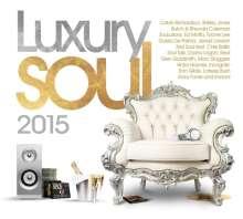 Luxury Soul 2015, 3 CDs