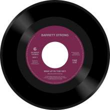 """Barrett Strong: Man Up In The Sky/Is It True (remastered), Single 7"""""""