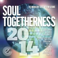Soul Togetherness 2014, CD