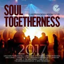 Soul Togetherness 2017, CD