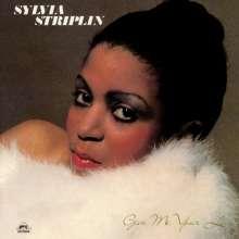 Sylvia Striplin: Give Me Your Love, CD