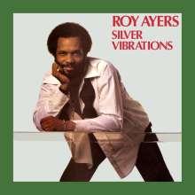 Roy Ayers (geb. 1940): Silver Vibrations, LP