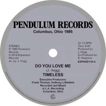 """Timeless Legend: Do You Love Me / You're The One, Single 12"""""""