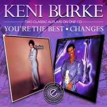 Keni Burke: You're The Best/Changes, CD