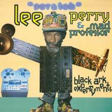 Lee 'Scratch' Perry: Black Ark Experryments, LP