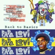 Levi Papa: Back To Basics, CD