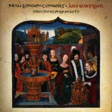 Ars Subtilior - Music from Papal Court at Avignon, CD