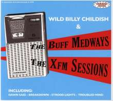 Buff Medways: The XFM Sessions, CD