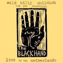Wild Billy Childish: Live In The Netherlands, CD