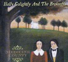 Holly Golightly: Medicine County, CD