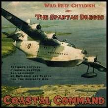 Wild Billy Childish: Coastal Command, LP