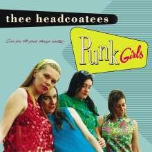 Thee Headcoatees: Punk Girls, LP