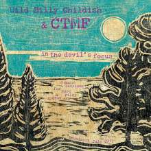 """Wild Billy Childish: In The Devil's Focus (BBC 6Music Sessions), Single 10"""""""