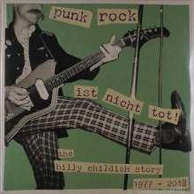 Billy Childish: Punk Rock ist nicht tot: The Billy Childish Story, 3 LPs