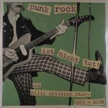 Billy Childish: Punk Rock ist nicht tot: The Billy Childish Story, 2 CDs