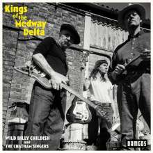 Wild Billy Childish: Kings Of The Medway Delta, CD