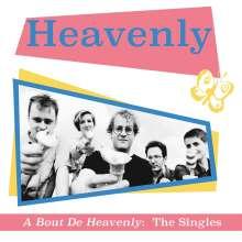 Heavenly: A Bout De Heavenly: The Singles (Rosé Vinyl), LP