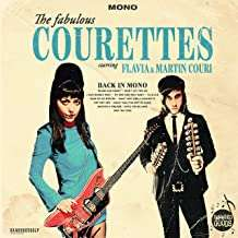The Courettes: Back In Mono, CD
