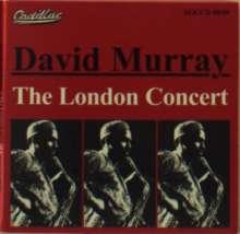 David Murray (geb. 1955): The London Concert, 2 CDs