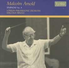 Malcolm Arnold (1921-2006): Symphonie Nr.4, CD