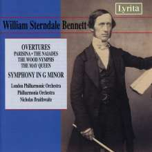 William Sterndale Bennett (1816-1875): Symphonie g-moll op.43, CD