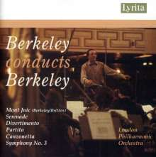 Lennox Berkeley (1903-1989): Symphonie Nr.3, CD