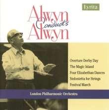 William Alwyn (1905-1985): Sinfonietta for Strings, CD