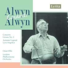 William Alwyn (1905-1985): Concerto Grosso Nr.2, CD