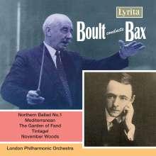 Arnold Bax (1883-1953): Symphonische Werke, CD