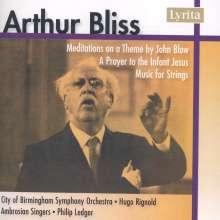 Arthur Bliss (1891-1975): Music for Strings, CD