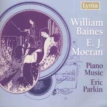 William Baines (1899-1922): Klavierwerke, CD