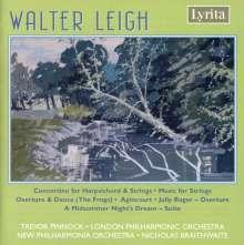 Walter Leigh (1905-1942): A Midsummer Night's Dream (Suite für kleines Orchester), CD