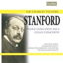 Charles Villiers Stanford (1852-1924): Klavierkonzert Nr.3, CD